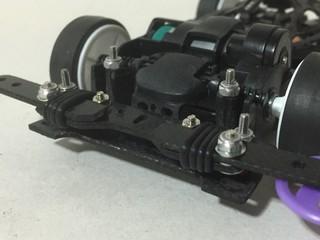 ピボットバンパーの作り方 FMAR用
